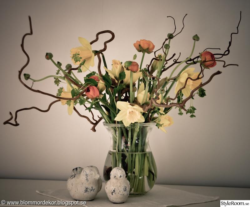 vas,blommor,fåglar,bukett,ormhassel