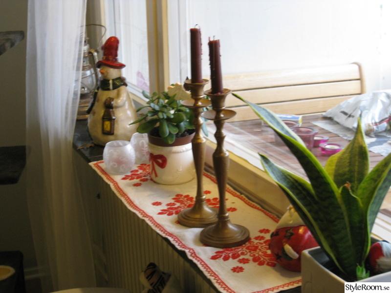 Bild på fönsterkarm - Jul i lägenheten av Therese86