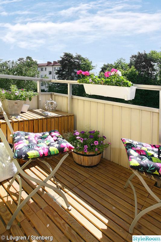 balkong,utemöbler