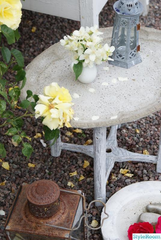 trädgård,betong,stuga,brickbord,tips