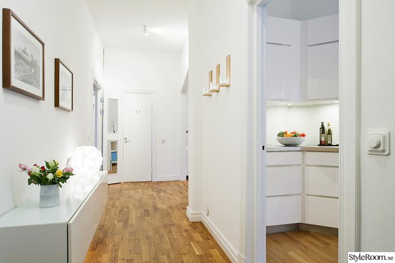 Bild på hallmöbler Lägenheten av mariaarvidson