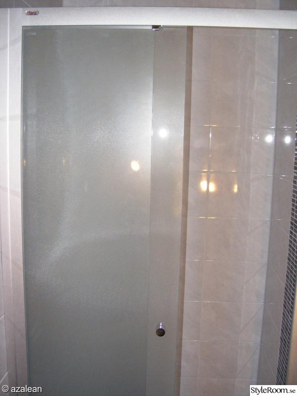 duschvägg