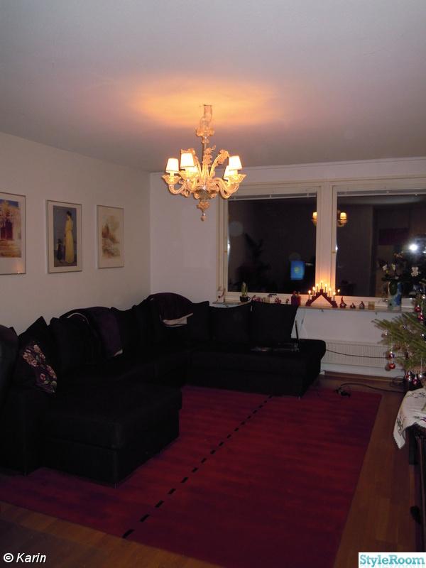 soffa,matta,ljuskrona,lampa