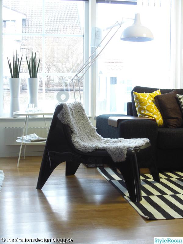 Bild på fåtölj Vardagsrum 2011 av Inspirationsdesign blogg se