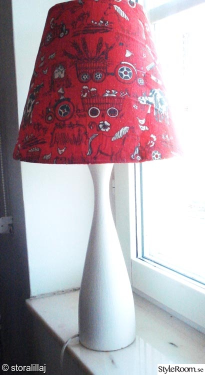 bordslampa,retro