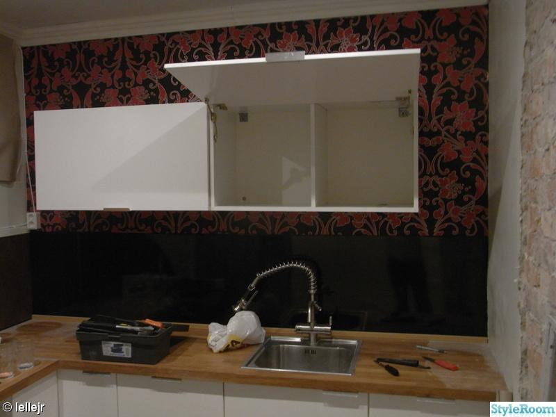 Bild på köksskåp Köksrenovering av lellejr
