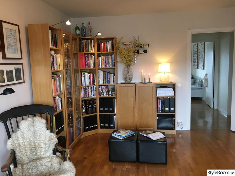 Bokhylla Vardagsrum ~ Interiörinspiration och idéer för hemdesign