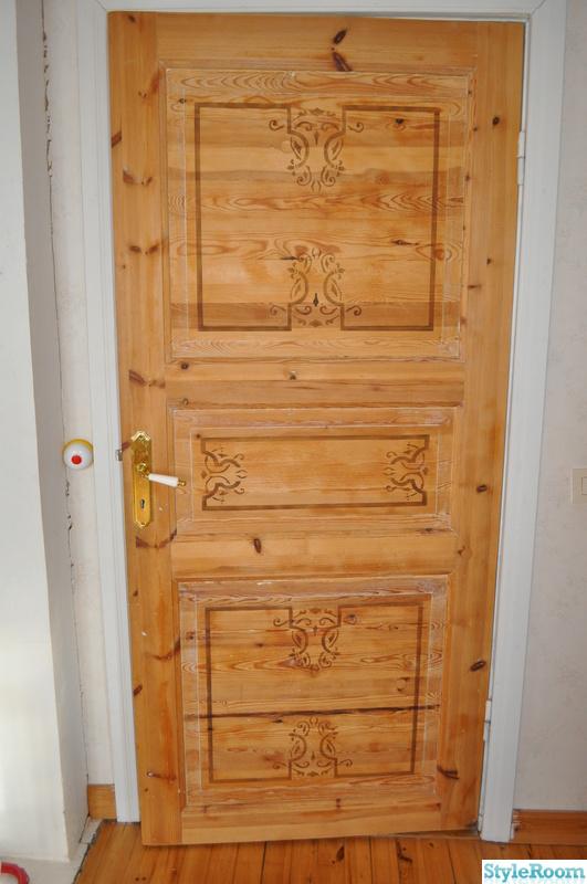 Bild på dörr Barnrum av alvaagnes