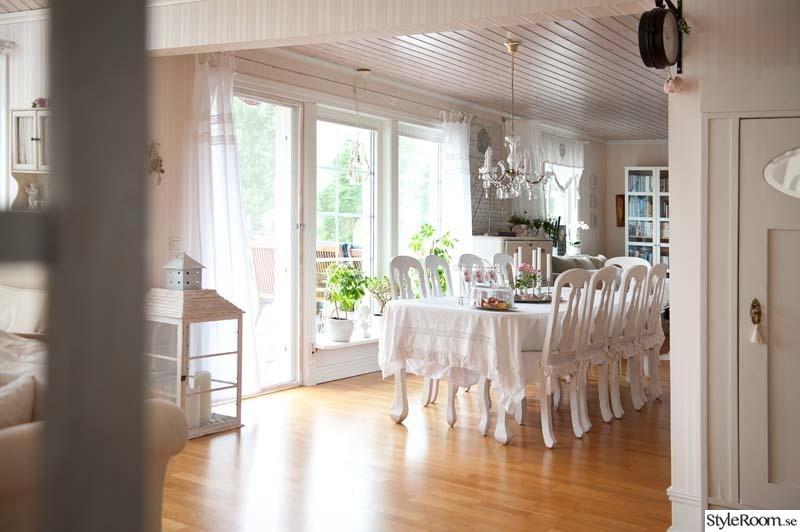 Vardagsrum i gustaviansk stil