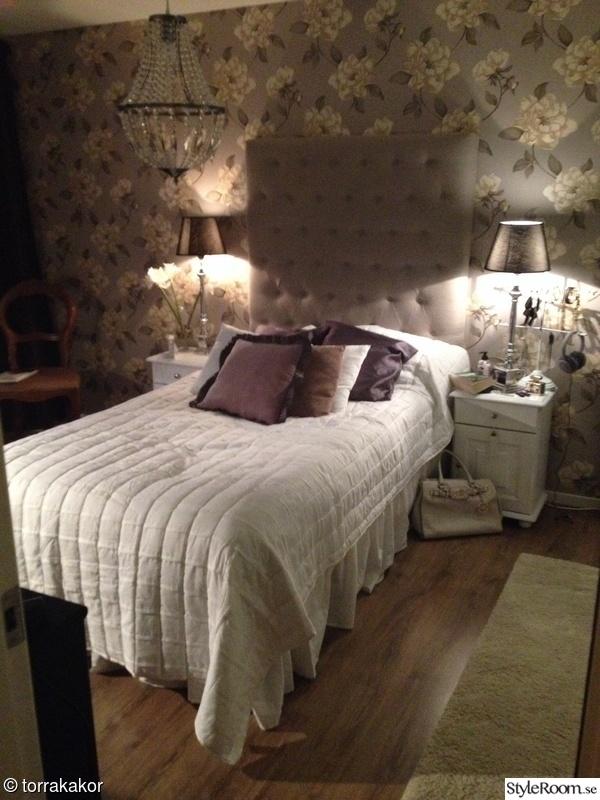 Sovrum med hotellkänsla Hemma hos torrakakor