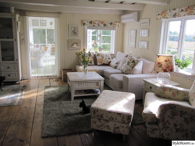 Romantiskt vardagsrum