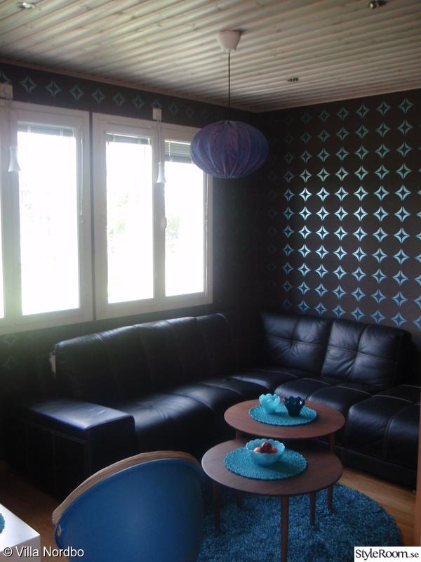 soffa,soffbord,turkos,spiti lampa