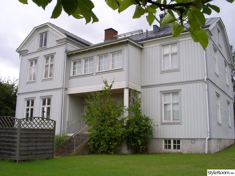 fönster,romantiskt,lantligt,husfasad,vitt