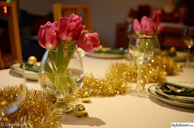 bordsdukning,nyårsdukning,nyår,dukning,vårig dukning