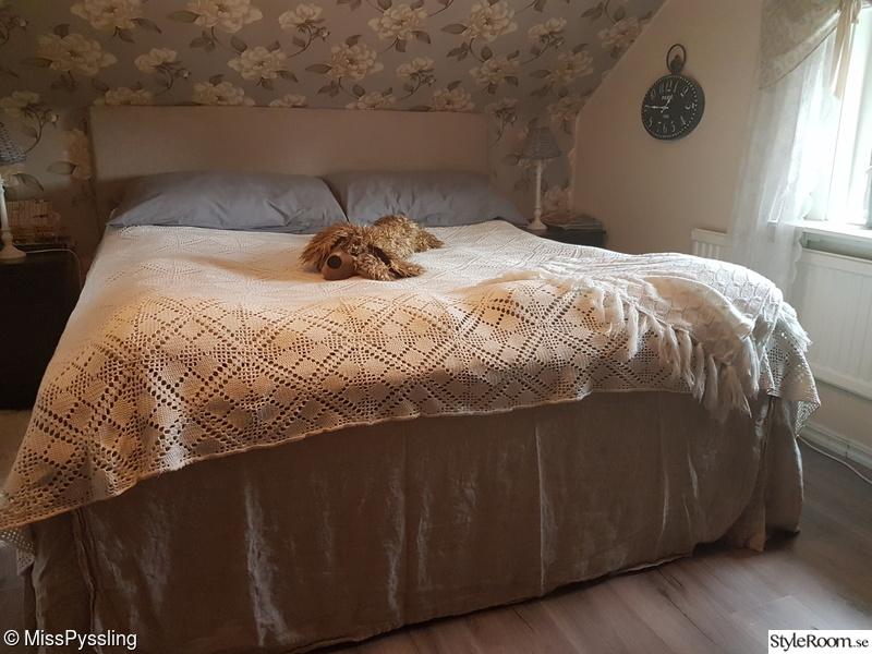 Bild på sänggavel Sovrum av MissPyssling