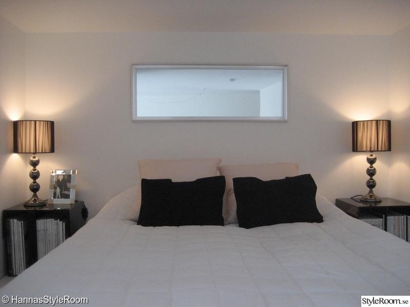 sovrum,svartvitt