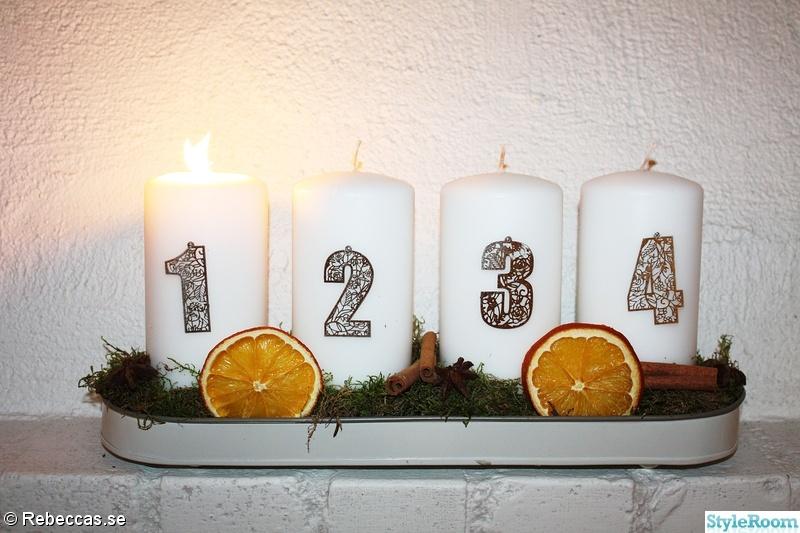 advent,jul,adventsljusstake,kanelstänger,stjärnanis