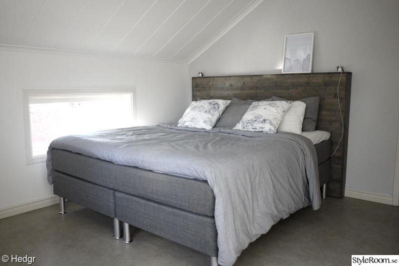 Bild på sänggavel Sovrum! före& efter av hedgr