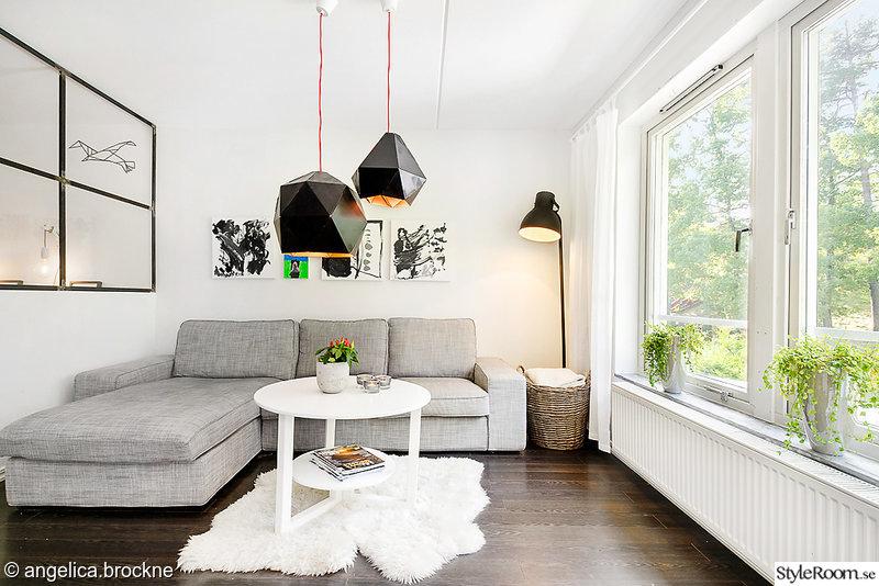 vardagsrum,soffa,compact livin,skiljevägg,dela av vardagsrum