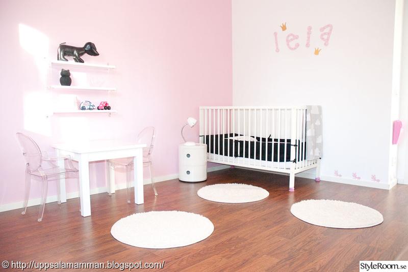barnrum,spjälsäng,kartell,componibili,sängbord