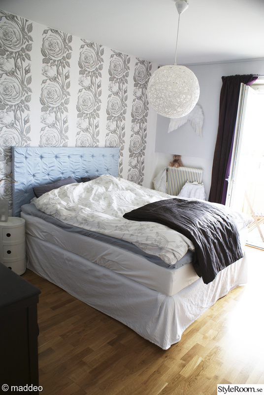Inspiration för sovrum (255 bilder) Sida 12