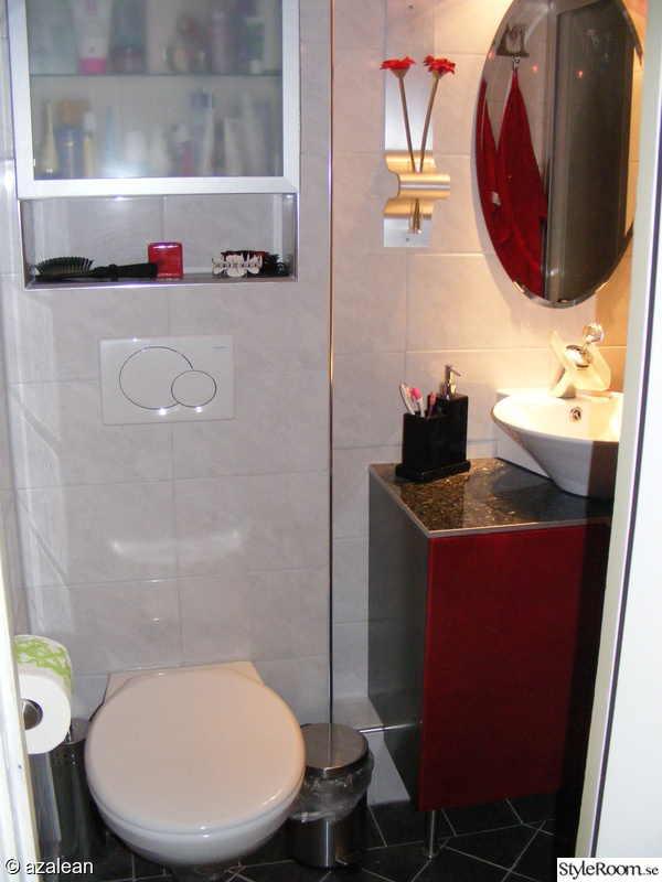 handfat & toalett