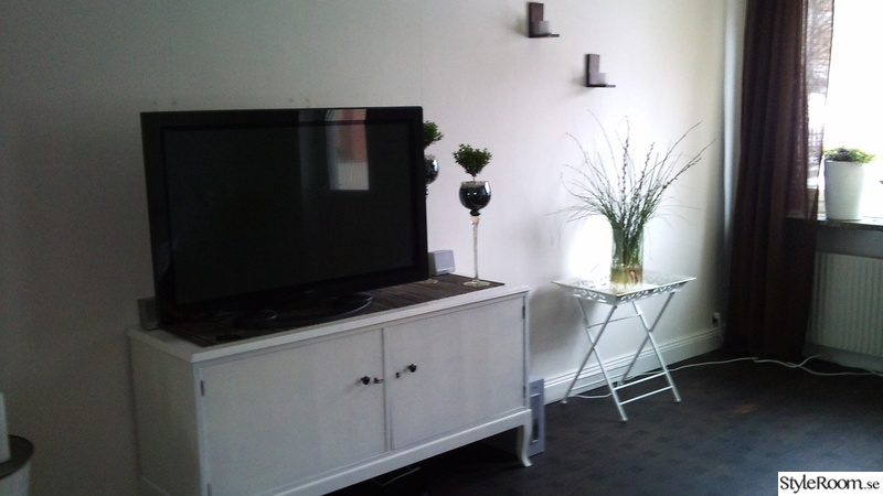 vas,tv,brickbord,lycktor