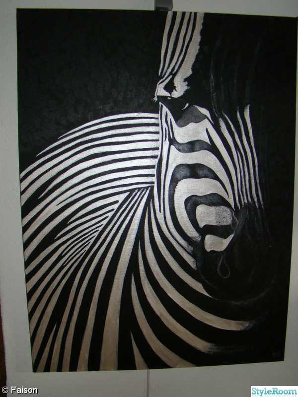 Bild på tavla Mina tavlor av Faison
