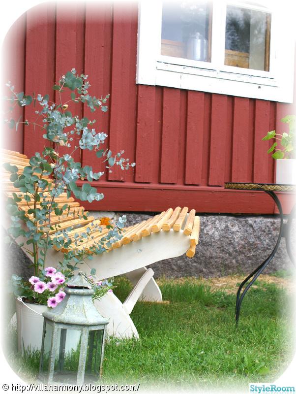 utemöbler,trädgårdssoffa