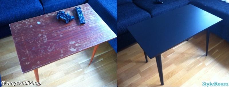retro,litet,vardagsrumsbord,svart