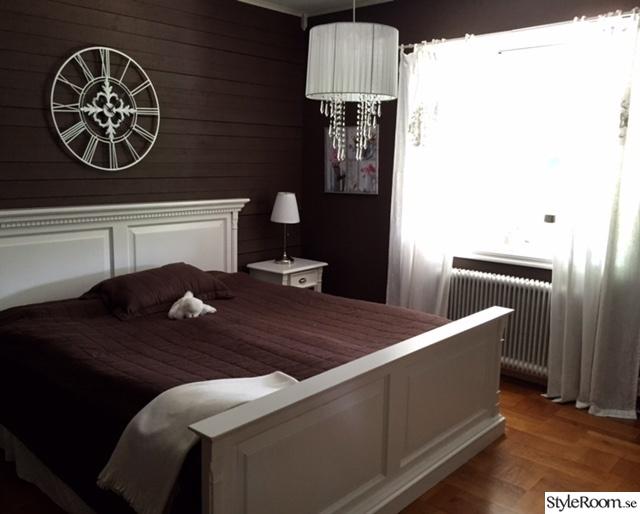 Vårt sovrum Hemma hos Pongolina