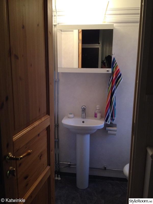 Bild på badrumåterbruk och pyssel av Katwinkle