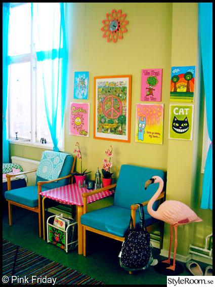 kitsch,konst,tavlor,vardagsrum