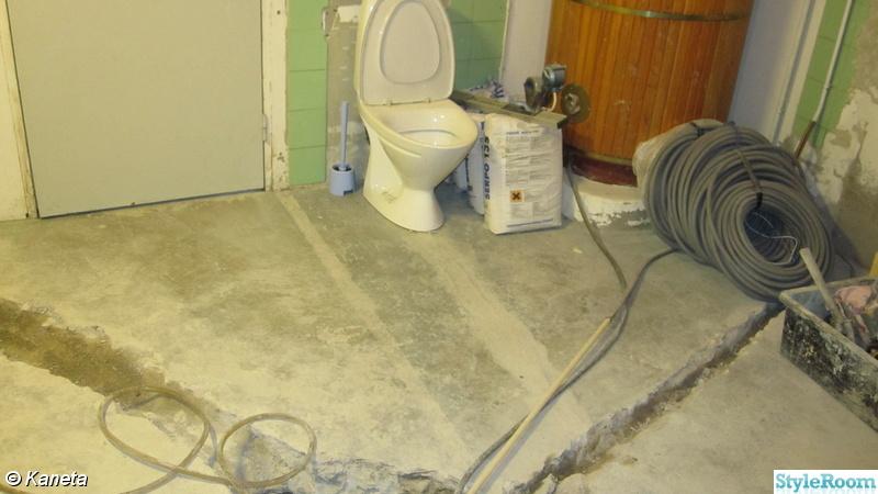 Vår tvättstuga med badkarshörna - Hemma hos Kaneta