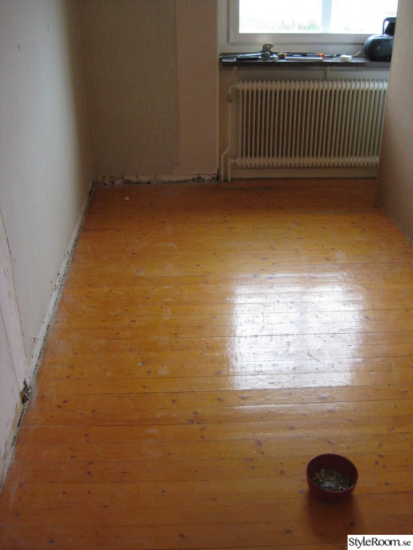 Bild på golv Från gammalt till nytt av smukke