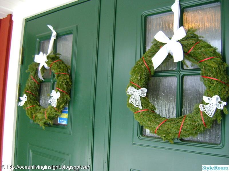 dörrkrans,krans jul,dörrkransar