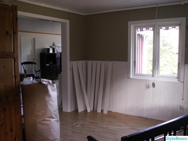 måla,kökssoffa,vitt,sätta panel