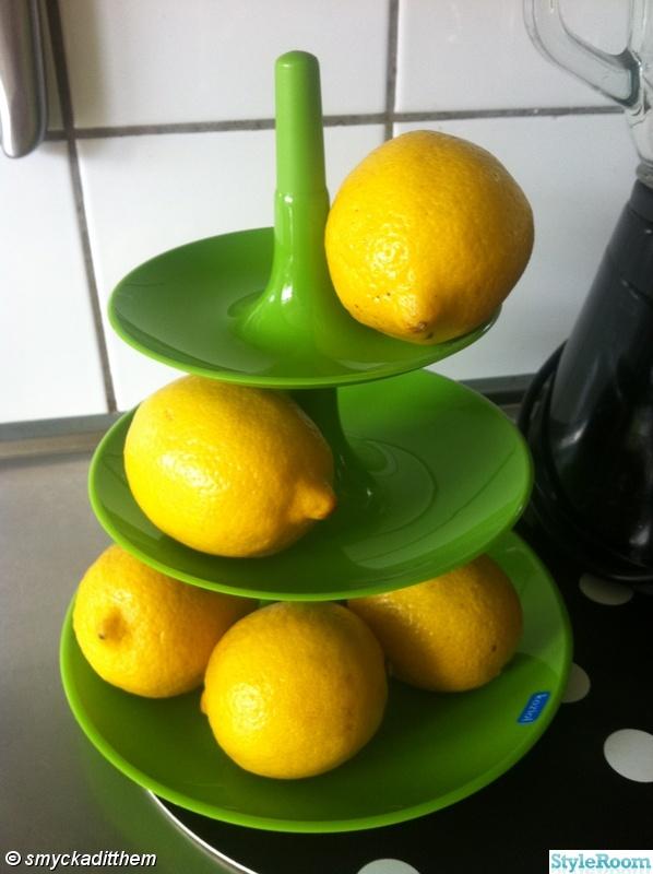 Burk Till Kok : gul,koziol,babellfat,limegron,citron