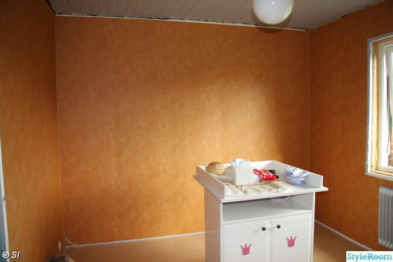 rummet innan renovering
