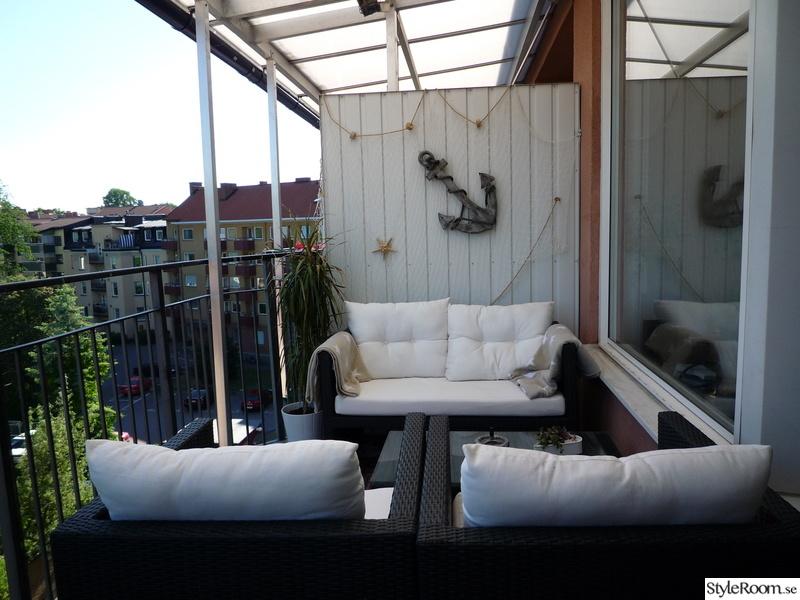 balkong,utemöbler,dynor