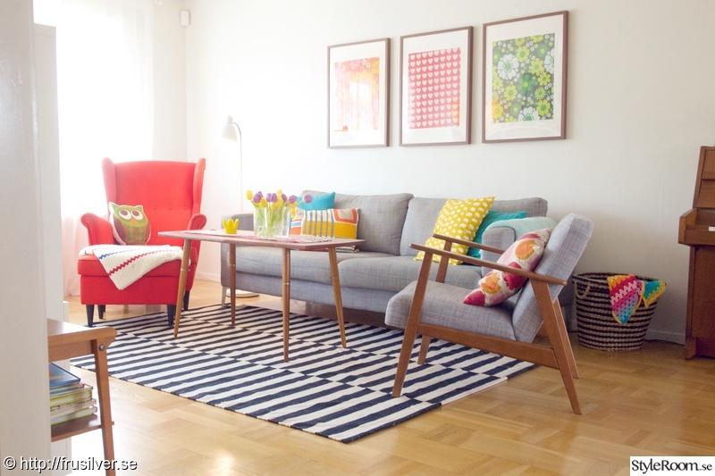Bild på fåtölj Vårt vardagsrum av FruSilver