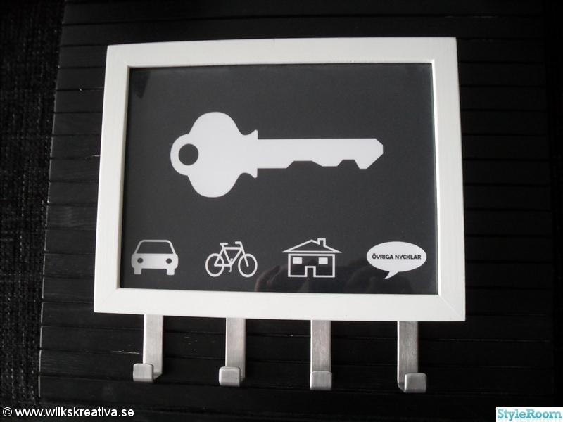 nyckelskåp ikea
