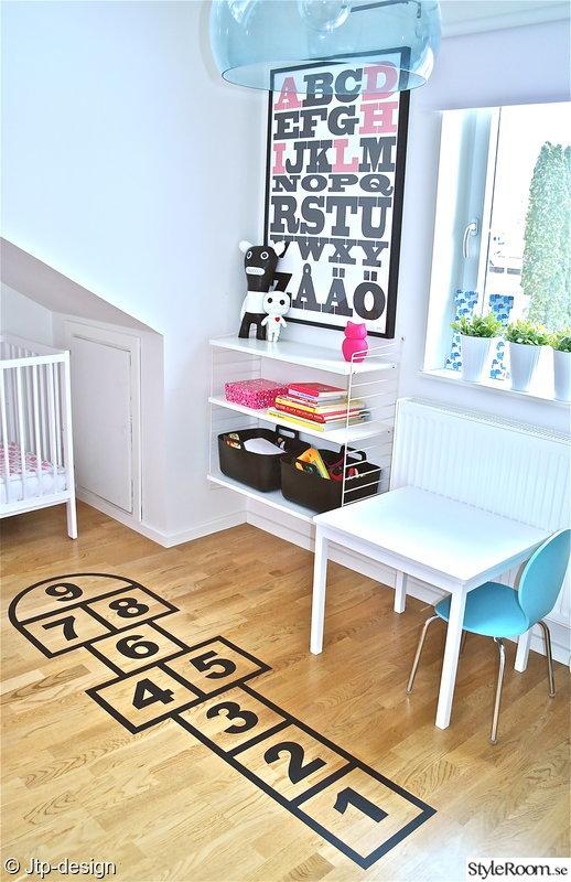barnrum,vinyl,hage,golvdekor