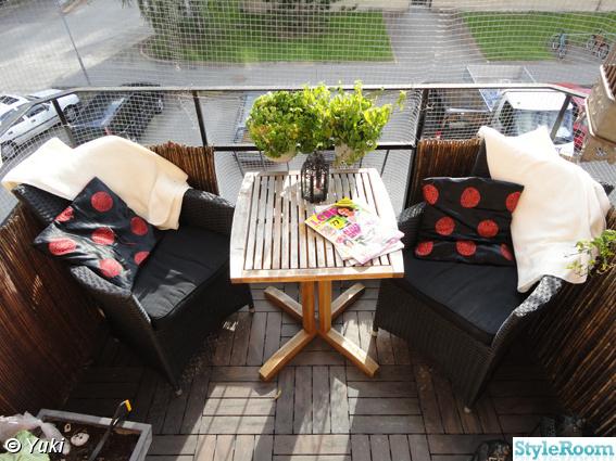 balkong,utmöbler,fåtöljer,bord,kudde