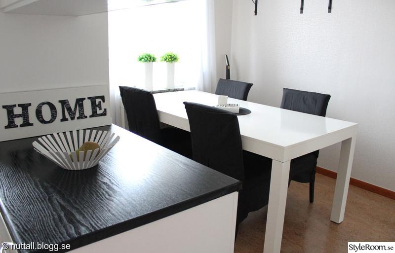 Veddige Kok Ikea : dekorplast kok  vitt,svart,dekorplast,matplats,kok