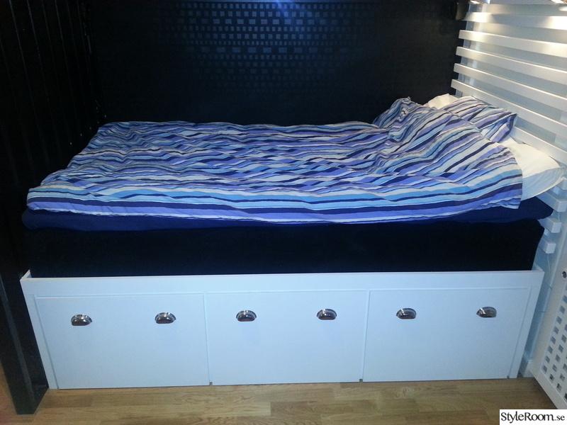 Bild nr 12 Sängstomme med maximal sängförvaring av folk
