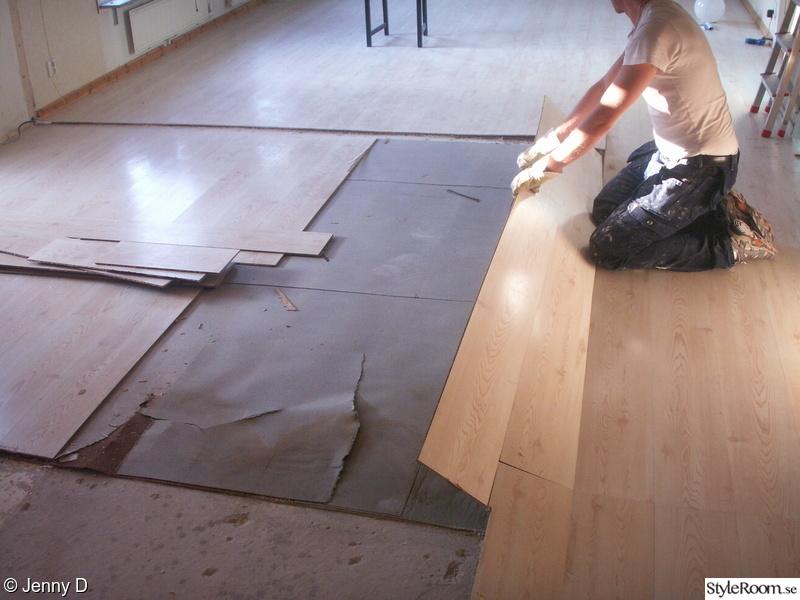 Golv I Kok Och Vardagsrum : Renovering kok och vardagsrum  Hemma hos JennyD