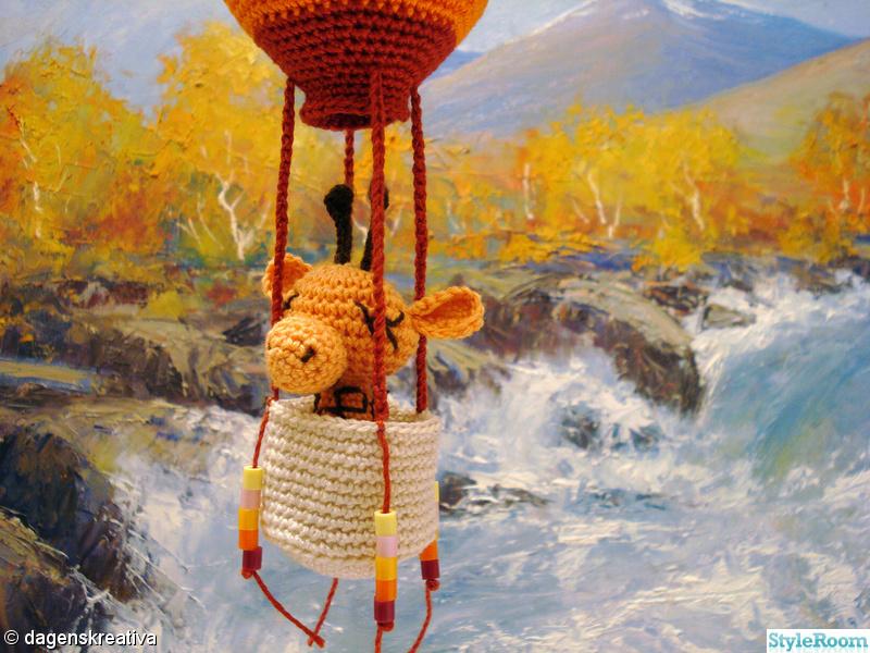 barnrum,orange,virkat,djur,luftballong
