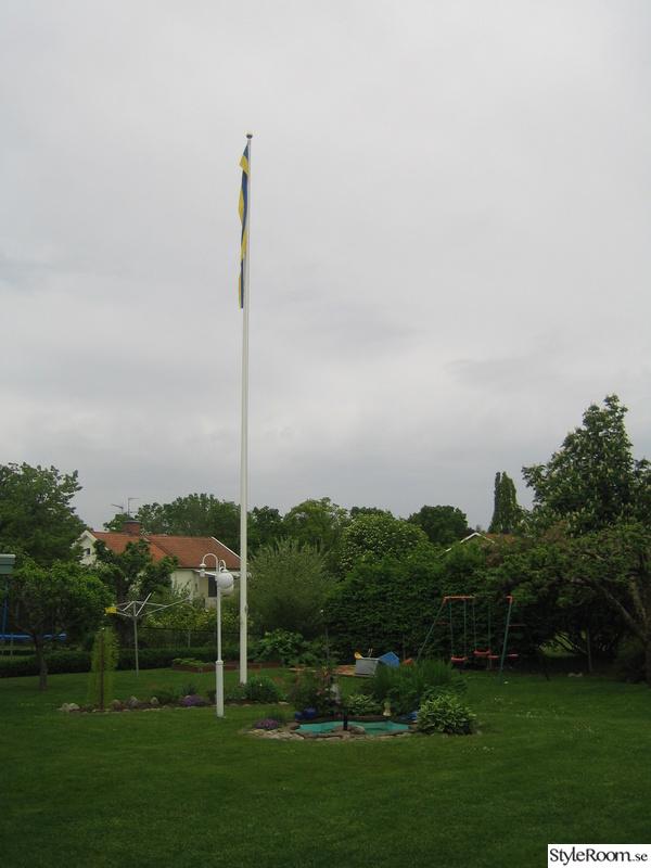 flaggstång