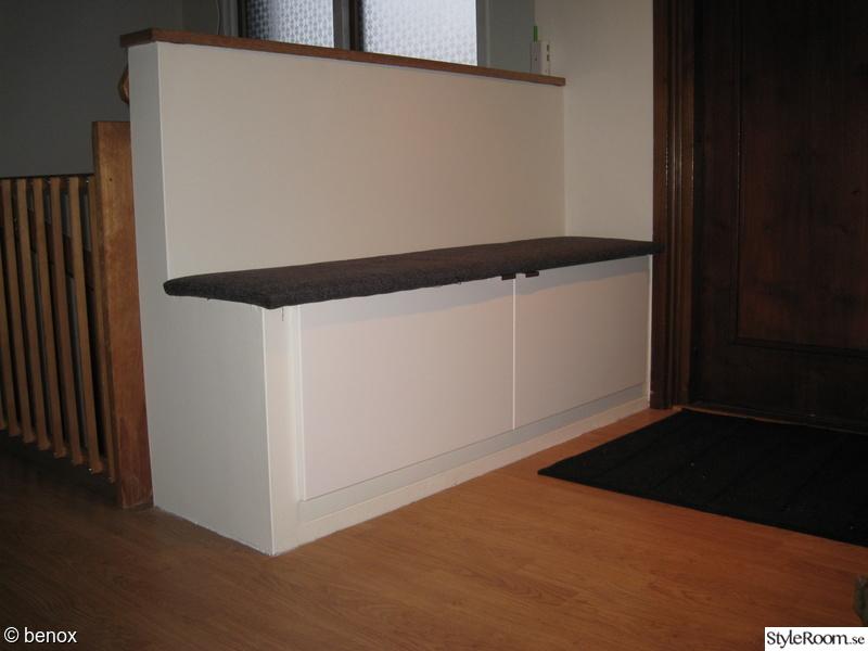 Bild på bänk Hallen av benox